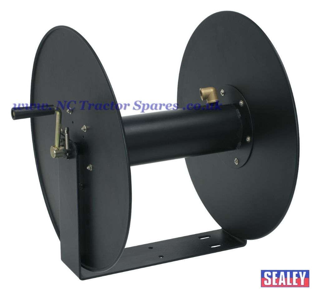 Hand Cranked Hose Reel 80mtr Capacity